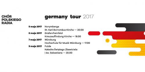 Premiera na German tour 2017 Chóru Polskiego Radia