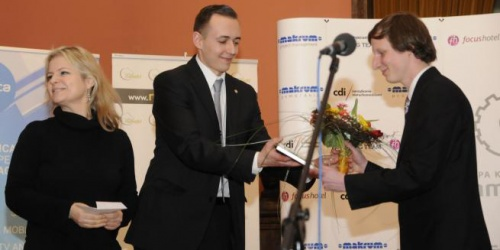 "First prize in the ""Rumaki 2013"" plebiscite"